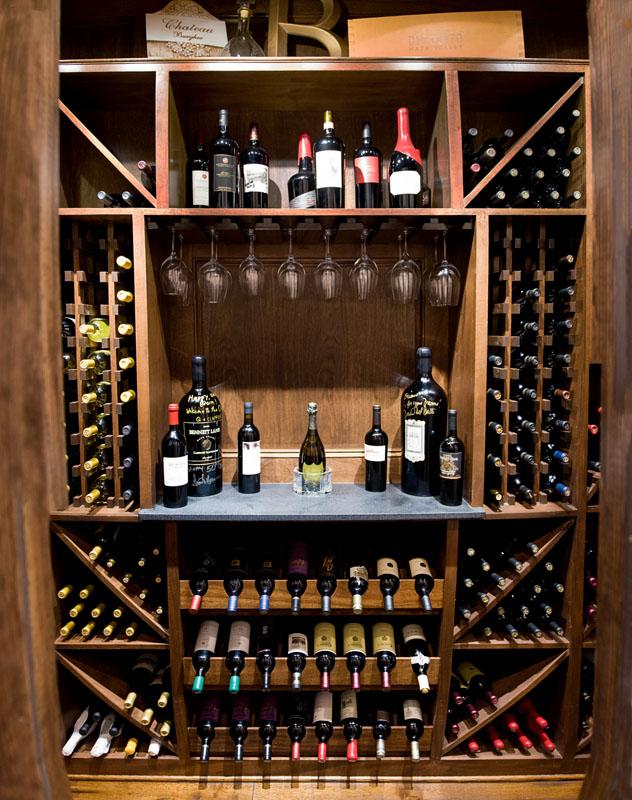 Wine Cellar Turn Closet Into Wine Cellar