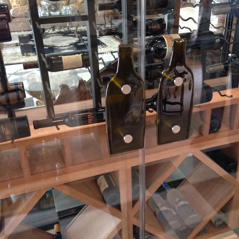Wine Cellar Light Fixtures: AABC: Wine Cellar Custom Hardware Fixtures